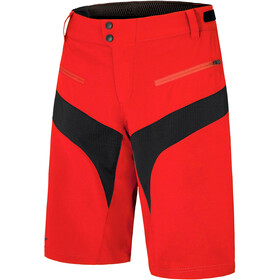 Ziener Nischa X-Function Shorts Hombre, new red